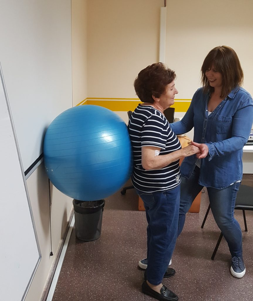 Taller Fisioterapia