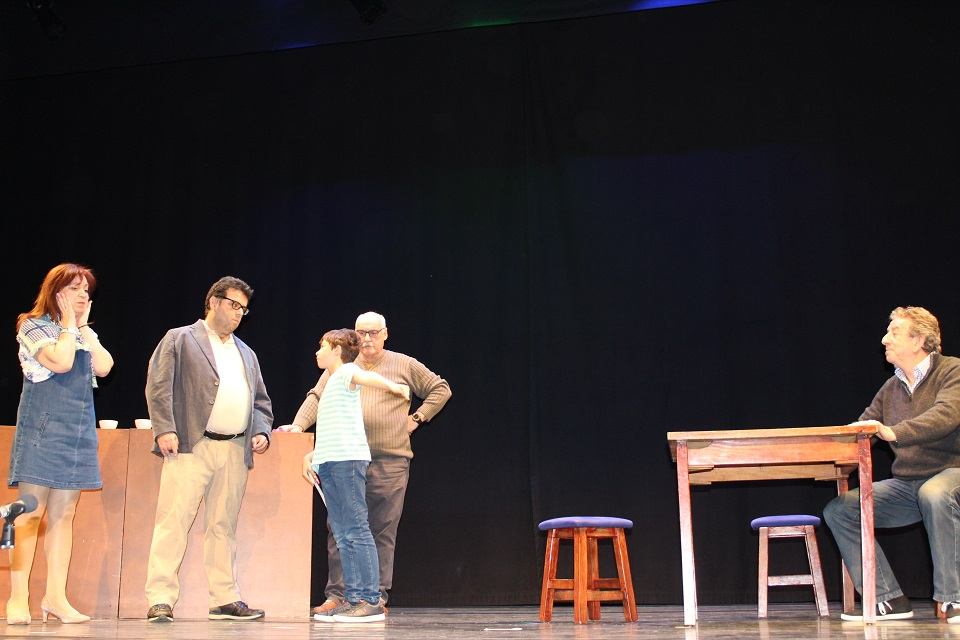 Obra de Teatro Chamádeme Simbad