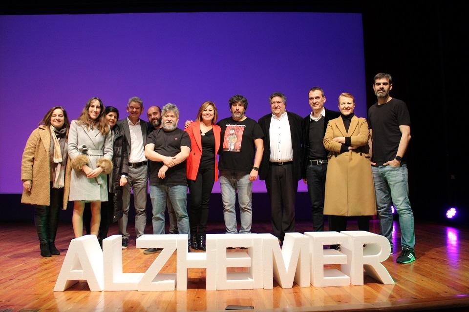 Gala Solidaria 'Non te esquezas de rir'