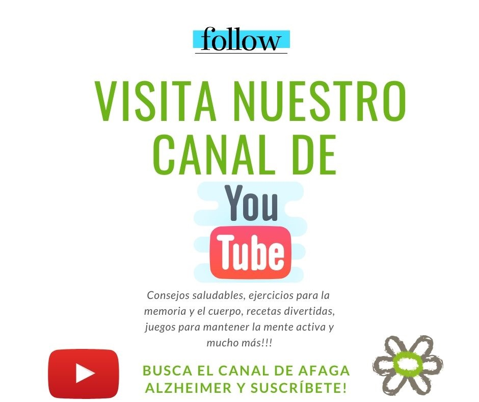 Canal de Afaga en YouTube