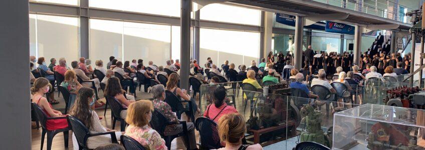 concierto personas alzheimer Museo do Mar