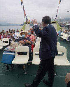 viaje ría Vigo 21 septiembre