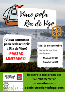 Viajes Ría Vigo